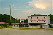 Rountree Stadium Entrance