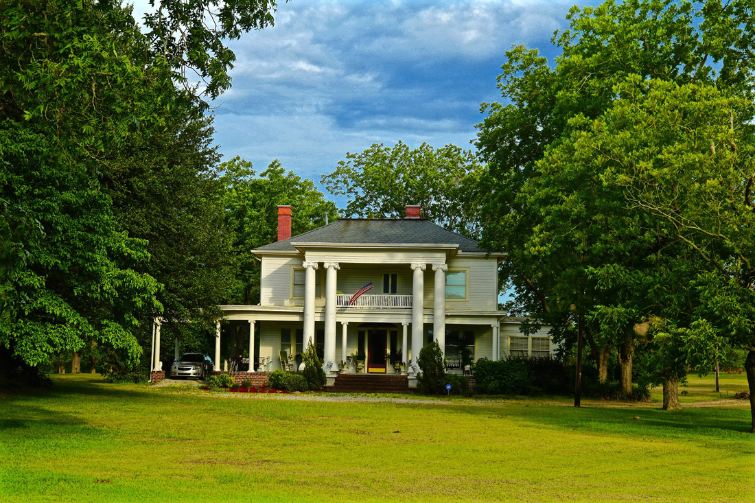 Dr. Franklin House