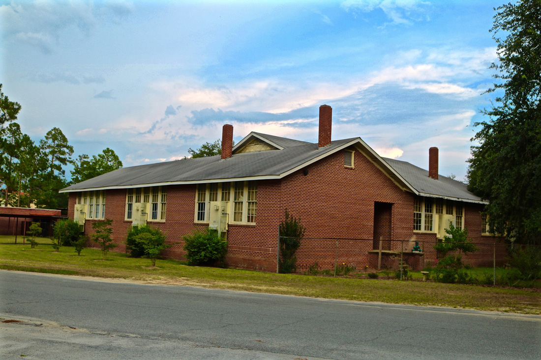 Old Emanuel County Institute Building