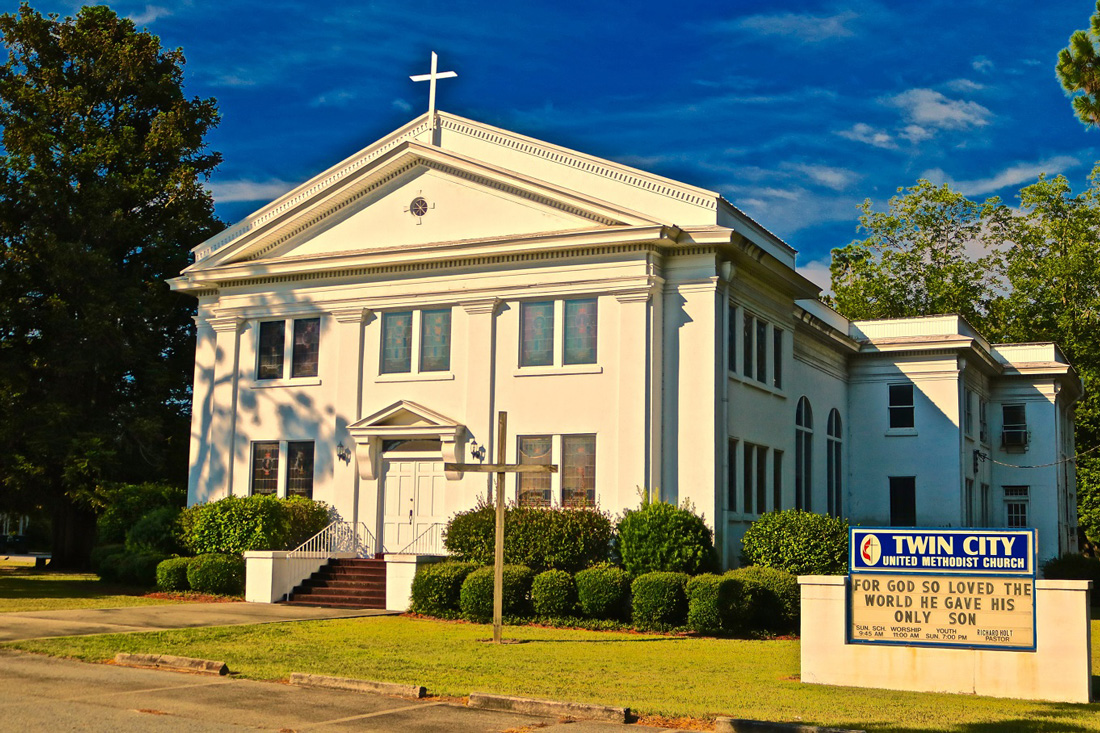 Twin City United Methodist Church
